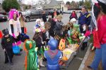 Over 1000 Trick-or-Treaters!